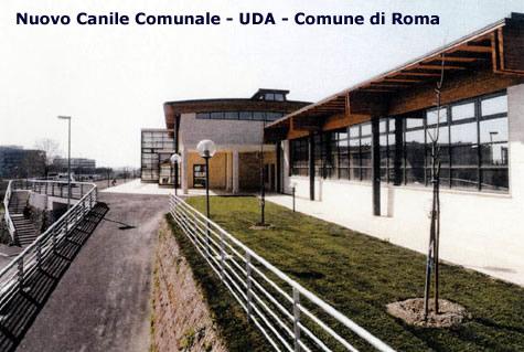 canile comunale di Roma Muratella